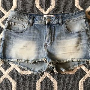 PINK by Victoria's Secret Denim Shorts. Size 12